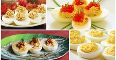 Here are 10 upgrades to your classic deviled eggs recipe for every time you're craving some creamy, savory, protein-filled deliciousness.
