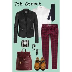 """7th Street"" by julie-price-thiede on Polyvore"