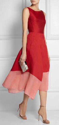 Antonio Berardi* even though red's not my colour - beautifully cut dress!