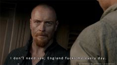 "incorrectblacksailsquotes: ""James Flint: I don't need sex; England fucks me every day. Flint Black Sails, Black Sails Starz, Billy Bones, Captain Flint, Toby Stephens, Movie Memes, Lost In Space, Attractive People, Pirates"