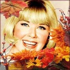 """Doris Day- """"Happy First Day Of Fall"""""""