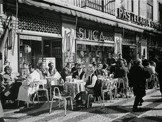 Pastelaria Suiça, Rossio - sem data