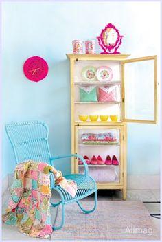 Andrea Guim Blog: Inspire-me decor: Casinha de boneca?