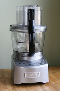 other's Day Giveaway: Win a Cuisinart Elite Food Processor with Clockwork Lemon