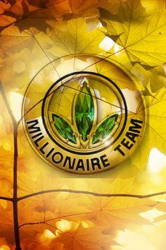 #Pin #Millionaire team