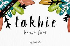 Takhie Font - Free Download