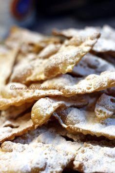 Arabafelice in cucina!: Frappe croccantissime dell'Artusi