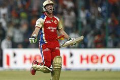 Chris Gayle took the headlines but it was his 131-run partnership with AB de Villiers that guided Royal Challengers Bangalore to an easy victory over Kings XI Punjab in an IPL 5 game at Mohali on Friday.