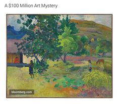  A $100 million mystery ...a Russian, his art, and his big losses https://www.bloomberg.com/news/features/2017-02-23/a-100-million-mystery-a-russian-his-art-and-his-big-losses