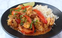 Fed+Fit Cookbook Review: Panang Curry - Eat the Gains