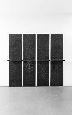 CAMPANA 2015 Wallpaper, Designer Wallpaper, Contemporary Design, Modern Art, Vincenzo De Cotiis, Outdoor Shelves, Carnegie Museum Of Art, 5 Elements