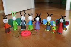 Kifli és levendula: A Bogyó és Babóca projekt Creative Kids, Berries, Character Design, Toys, Children, Blog, Gifts, Autism, Cake