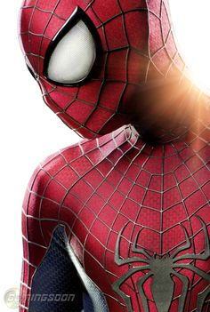 THE AMAZING SPIDER-MAN 2 - First Look at New Spidey Costume! - News - GeekTyrant