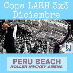 Copa LARH 3x3. Se viene durante diciembre la copa LARH para todas las categorías. Temporada regular más play off! No te la pierdas. Más info a larollerhockey@gmail.com #copa #roller #hockey #diciembre #fairplay #fun #best #cup #premios http://ift.tt/2zU43HK - http://ift.tt/1HQJd81