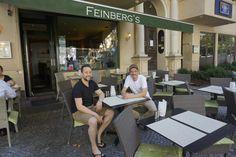 Hallo aus Berlin, dass Yorai Feinberg stilsicher in punctoÄsthetik ist…