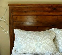 Create And Delegate: Drum Roll Please. An Idea For A DIY Headboard.