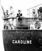 Pirate Ship Radio Caroline***60s