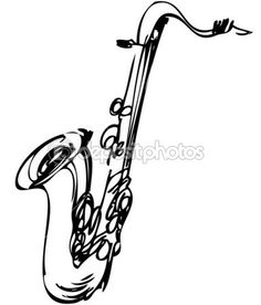 http://static7.depositphotos.com/1000773/750/v/450/depositphotos_7507377-Sketch-brass-musical-instrument-saxophone-tenor.jpg