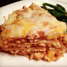 Layered Mexican Chicken | Travis Martin TV - Weight Loss and Wellness