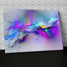 Modern multicoloured blue Canvas Wall Art Abstract Pictur... https://www.amazon.co.uk/dp/B01LFH35YO/ref=cm_sw_r_pi_dp_x_H9VsybWSBZEYG