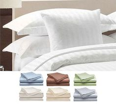 Win Today's Giveaway of the Day - Hotel Life Deluxe 100% Cotton Sateen Sheet Set - Drawing 5/16/15 @ 3PM EST http://virl.io/CtFVZymo