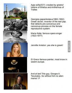 Greece greatest contributions part 2.