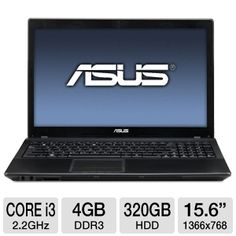 Appreciate fast and sleek system efficiency that you can easily take anywhere with the ASUS A54C-TS31 Laptop Computer. These laptop recipes out enough rate and memory to help you with your daily processing projects with its 2nd technology Apple Primary i3-2330M 2.2GHz Dual Core brand. 4GB of DDR3 RAM is incorporated to makes it answer quicker even with several applications in use. As well as for you to save a number of information files, records, applications and other informations.