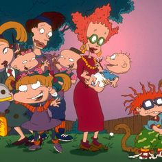 Rugrats Creator Explains What Actually Happened to Chuckies Mom #lol #funny #rofl #memes #lmao #hilarious #cute