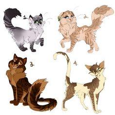 Roblox Warrior Cat Ocs