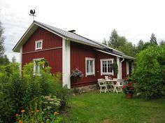in 1896 built cottage in Finland