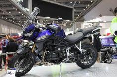 TRIUMPH - TOKYO MOTORCYCLE SHOW 2012