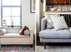 Home Again: An Art Director Mixes Past and Present in Her Native D.C. - Curbed