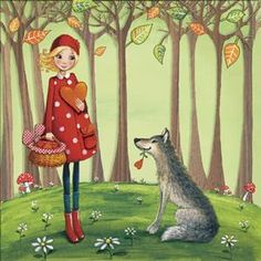 Mila Marquis | Little Red Riding Hood