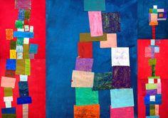 les petites têtes de l'art: De bric et de broc à la manière d'Ophelia Pang