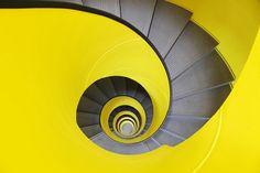 Escaleras de caracol, la esencia de la composición - Cultura Colectiva - Cultura Colectiva