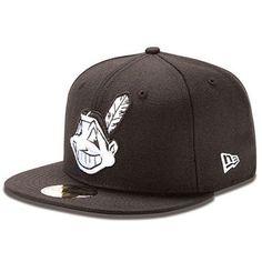 Men's Cincinnati Reds New Era Black League Basic 59FIFTY Fitted Hat