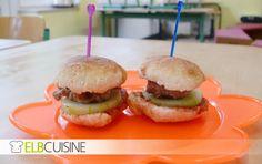 Mini Burger, genau das richtige für die Kids ;-)