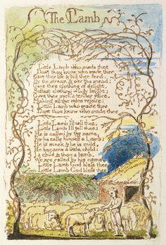 William Blake - The Lamb