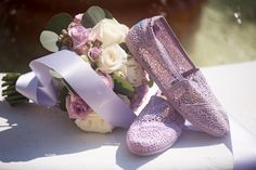 Orlanod Wedding Photographer, Jamie Reinhart Photography, Lavender Toms, Wedding Shoes
