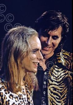 Brian Eno and Bryan Ferry, Roxy Music_1.jpg www.briancooke.com