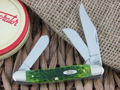 CollectorKnives - WR Case Medium Stockman Green Apple Bone 6347 CA10283, $44.95 (http://www.collectorknives.net/wr-case-medium-stockman-green-apple-bone-6347-ca10283/)