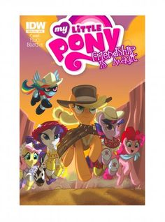 My Little Pony: Friendship Is Magic #25 Comic - Hot Topic Exclusive