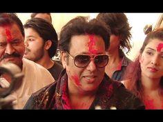 Govinda with family celebrates HOLI 2017 with dry colors. Holi 2017, Mens Sunglasses, Celebrities, Colors, Music, Youtube, Musica, Celebs, Musik
