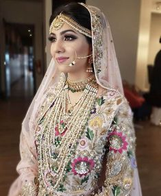 Looking for Bridal Lehenga for your wedding ? Dulhaniyaa curated the list of Best Bridal Wear Store with variety of Bridal Lehenga with their prices Pakistani Bridal Makeup, Pakistani Wedding Outfits, Bridal Outfits, Bridal Lehenga, Pakistani Jewelry, Wedding Hijab, Sikh Wedding, Pakistani Dresses, Bridal Dress Design