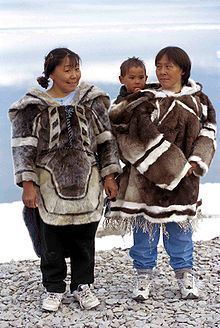 Inuit culture - Wikipedia, the free encyclopedia