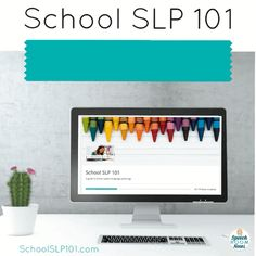 I'm back with another post in my SLP 101 series. This series is meant to get you started if you're new to the field or moving to the schools from another location. I'm hoping these tips and tricks for getting started are helpful. We've done SLP 101 for interviewing and salaries, getting you started, welcome letters and attendance [...]