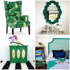 EMERALD Green Home Decor - Stellar Interior Design