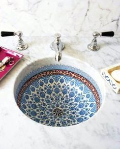 Turkish Ceramic, Hammam Decor by www.grandbazaarshopping.com