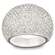 Stone Ring #swarovski
