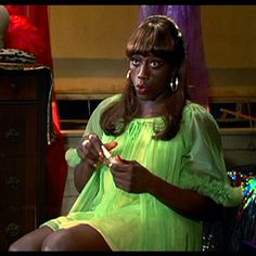 Trans Film, To Wong Foo, Satanic Rituals, Julie Newmar, Thanks For Everything, Patrick Swayze, Costume Design, Night Gown, I Movie
